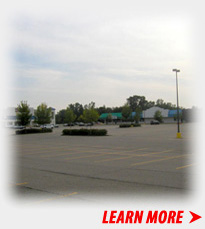 Parking Lot Maintenance Services Warren Michigan